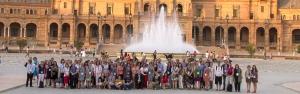 Seville conference participants.