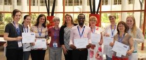 EAHIL-EBSCO scholarship winners 2016.