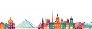 Dublin EAHIL + ICML header.