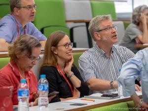 Participants of EAHIL Conference 2018.