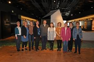 EAHIL Board group photo.
